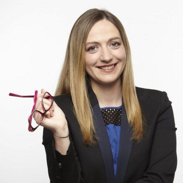 Océane Couybes, Marketing Manager en Essilor España